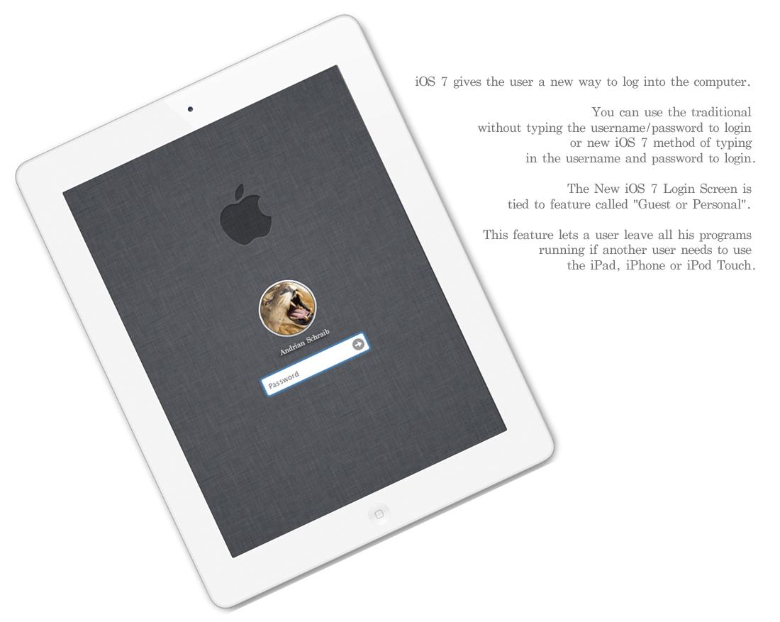 iOS 7'nin Özellikleri