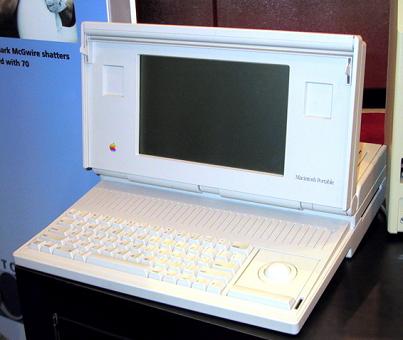 Apple'ın ilk Ürettiği Laptop: Macintosh Portable