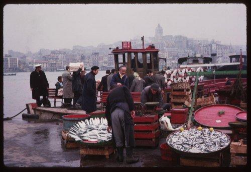 Eski İstanbul Resimleri ve Fotoğrafları