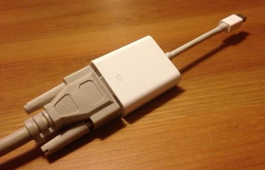 MacBook VGA Kablosu