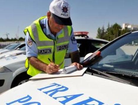 2013 Trafik Cezaları ve Zamlı Yeni Ücretleri