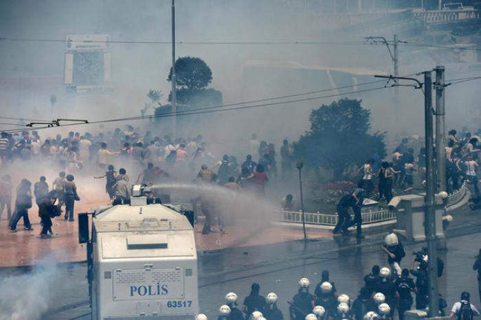 Taksim Gezi Parkı Canlı izle