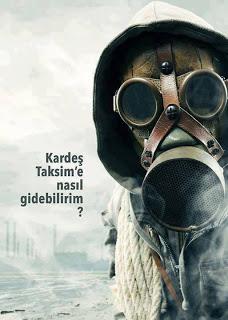 Gezi Parkı Afişleri, Eylem Afişi