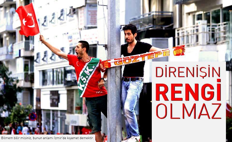Gezi Parkı Eylemi için Hazırlanan Afişler