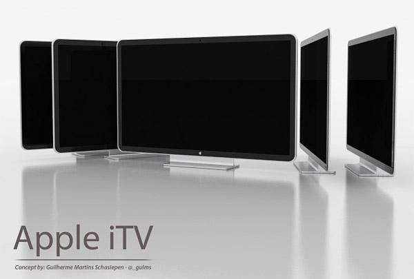 Apple'dan iTV Girişimi