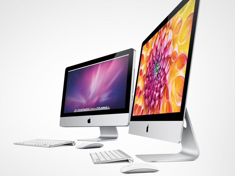 Yeni iMac Tanıtıldı #iMac