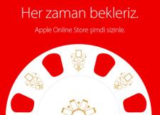Apple Store Türkiye Açıldı!