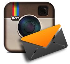@instagram.com Uzantılı E-Posta Alma