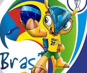 2014 Brezilya Dünya Kupasının Tanıtım Videosu
