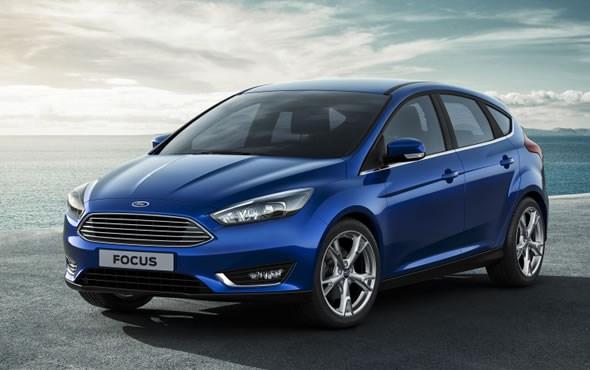 Yeni Makyajlı Ford Focus
