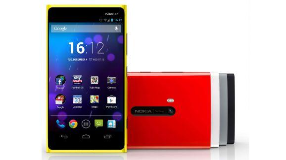 Nokia X Android Tanıtımı