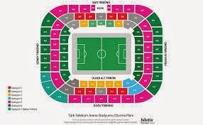 6 Nisan 2014 Galatasaray Fenerbahçe Maçı Bilet Fiyatları