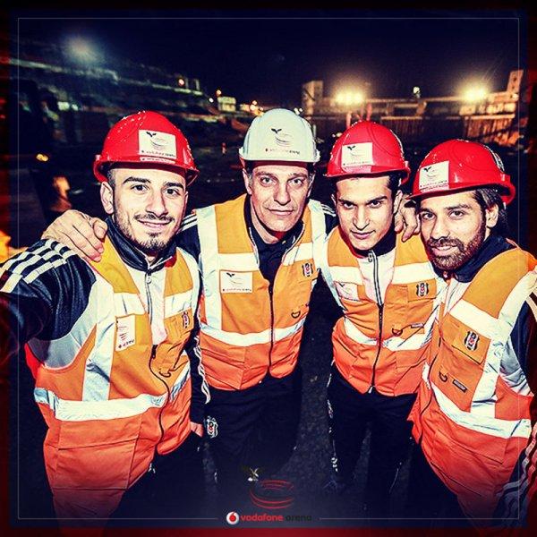 Vodafone Arena – Yuvaya Ruh Katmaya Geldik Reklamı