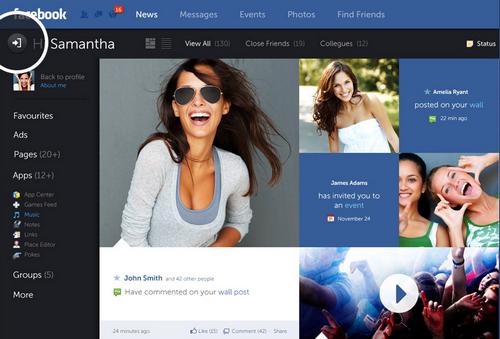 Facebook Yeni Tasarımına Nasıl Geçilir?