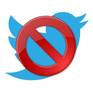 Twitter Kişi Engelleme ve Engel Kaldırma