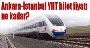 YHT Bilet Fiyatları Ne Kadar? Hızlı Tren Fiyatları?