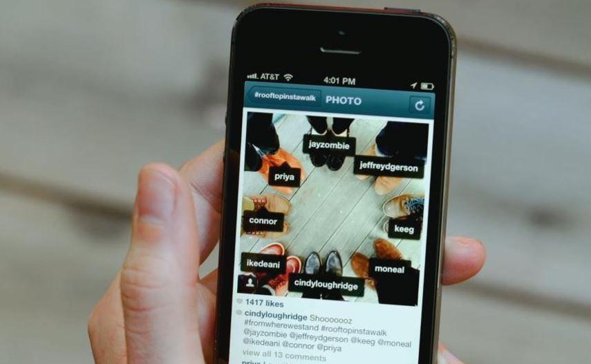 instagram etiketleme nasıl iptal edilir?
