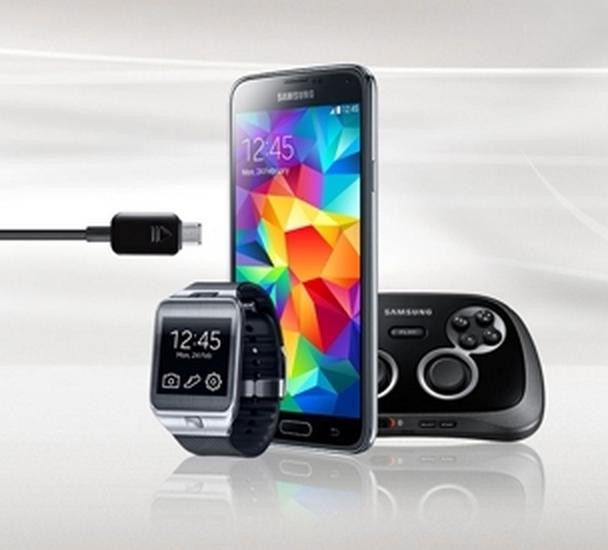 Samsung Cihazlar Arası Şarj Kablosu ve Power Sharing Uygulaması