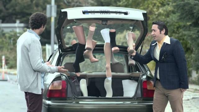 Arabam.com Varis Çorabı Reklamı