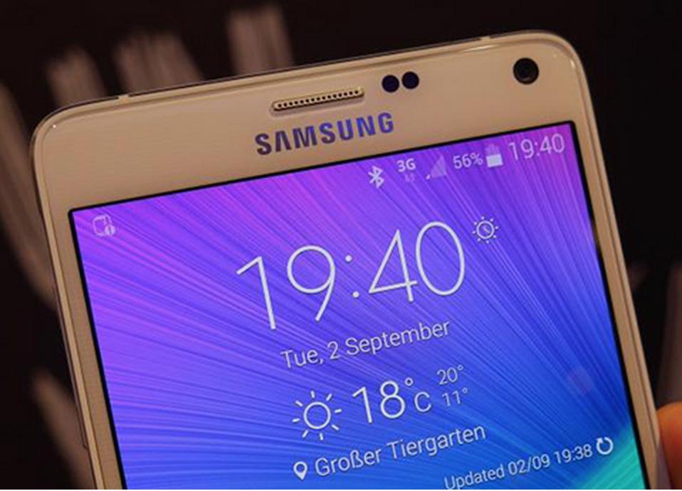 Galaxy Note 4 Türkiye Fiyatı? Ne Zaman Çıkacak?