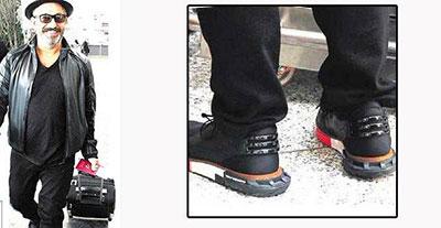 Cem Yılmaz ve Yeni Spor Ayakkabısı