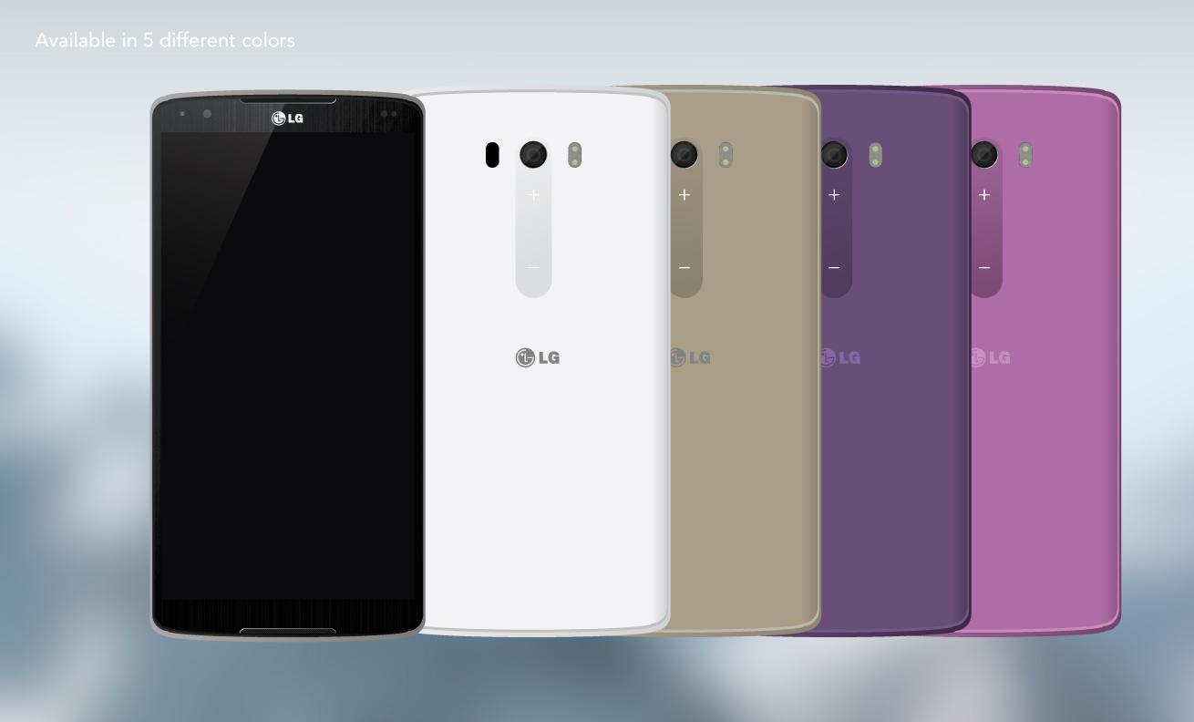 LG G4 Teknik Özellikleri ve Resimleri