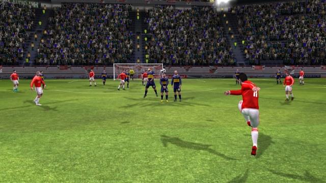 Mobil Telefonlar için Futbol Oyunları
