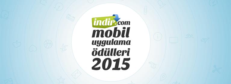 2015 Mobil Uygulama Yarışması / indir.com