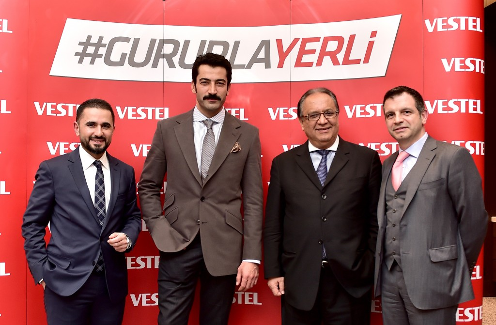 Kenan İmirzalıoğlu Yeni Vestel Reklamı