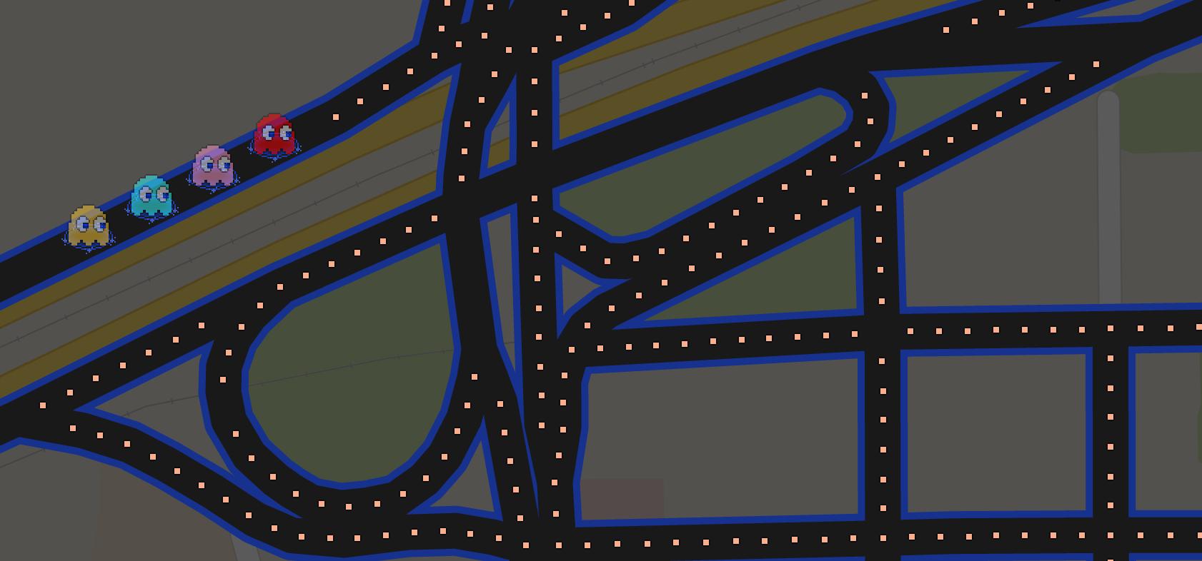 Google Maps ile Pac-Man Nasıl Oynanır?