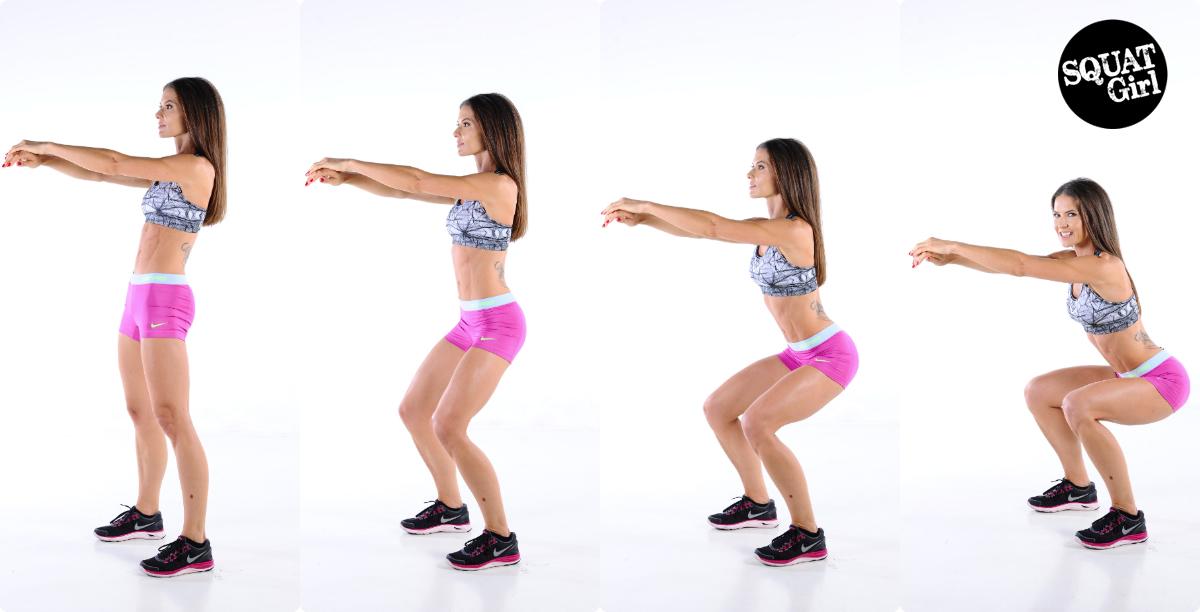 Squat Nedir? Hareketleri Nelerdir? Nasıl Yapılır? Faydaları?