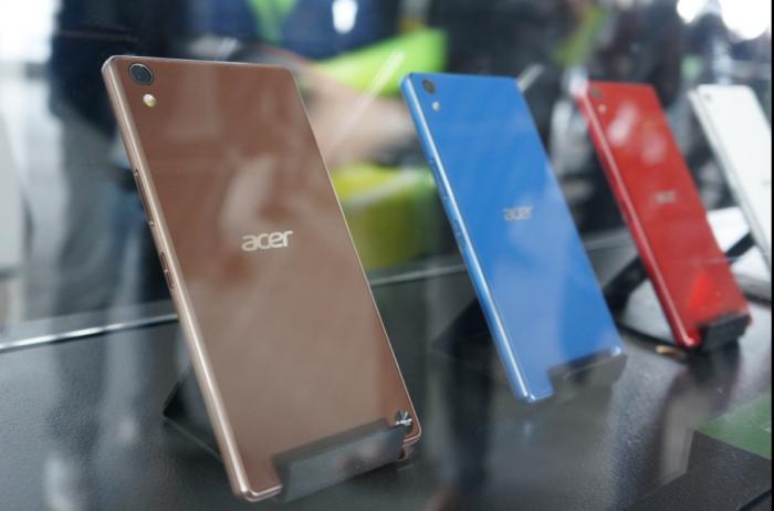 3 SIM Kartlı Akıllı Telefon : Acer Liquid X2