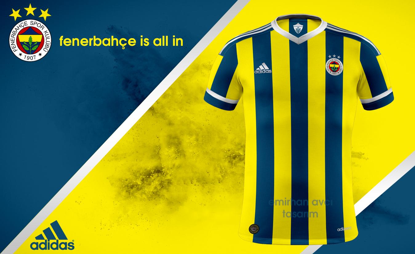 2016 Model Fenerbahçe Geliyor!