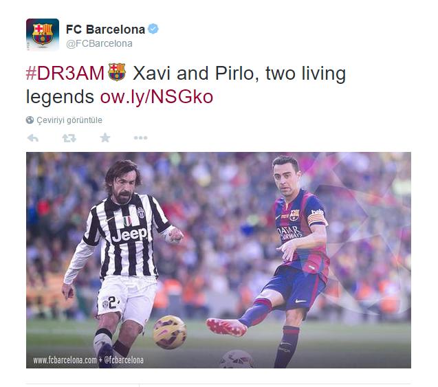 Barcelona Xavi Emoji