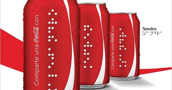 Coca Cola'dan Görme Engellilere Destek Kampanyası