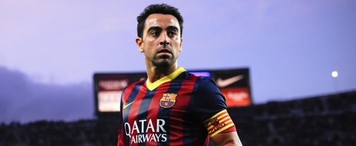 Twitter'dan Barcelona Xavi Emojisi